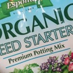gardening - seed starter potting mix