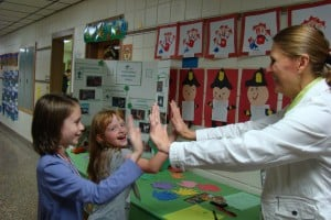 Healthy Schools: Creating a Kid's Health Fair