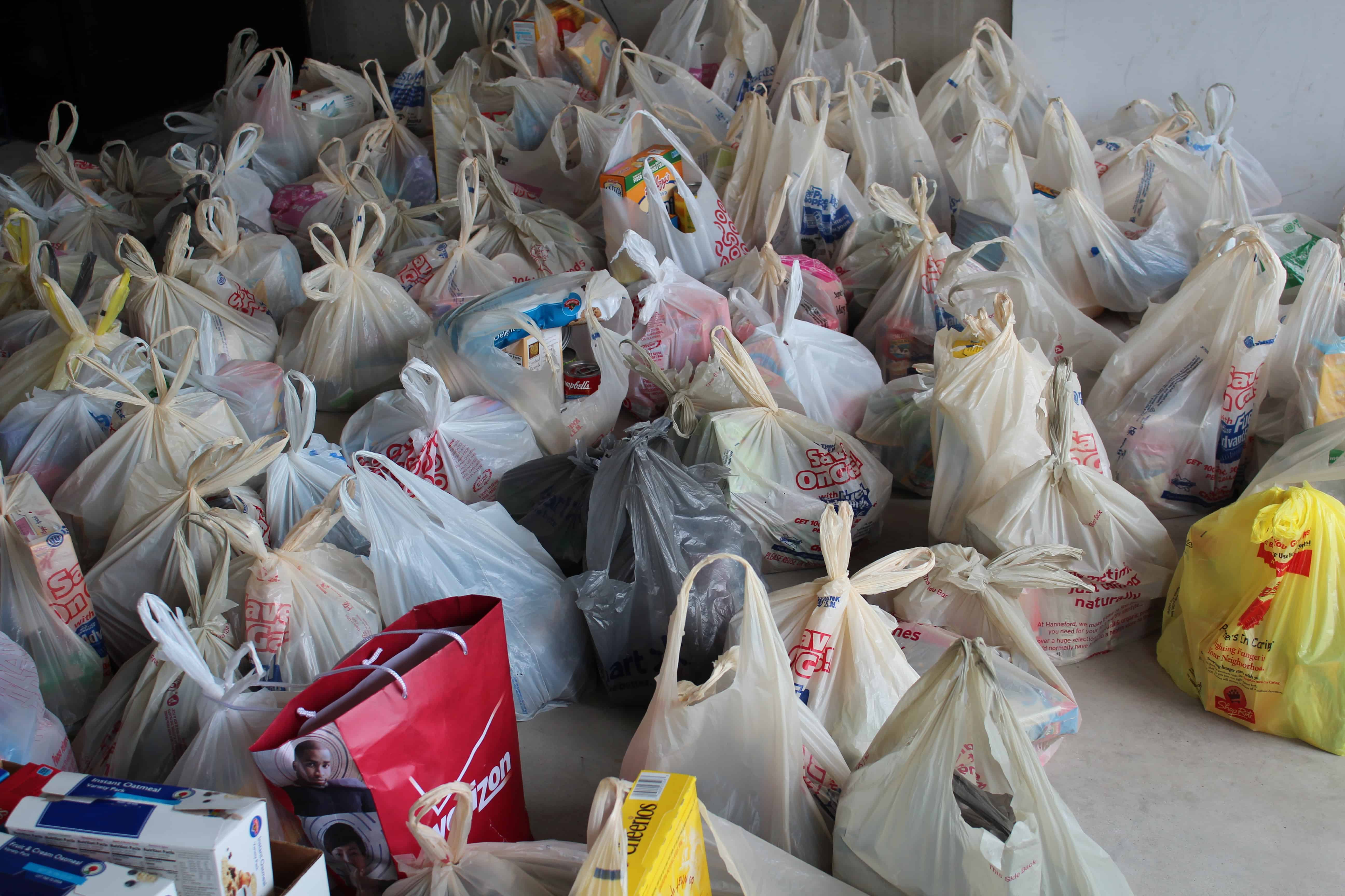 Food Donation Bags