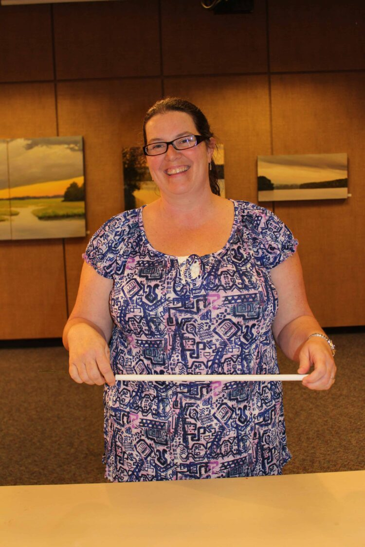 DIY Marshmallow Roasting Sticks at the Library