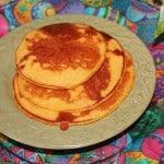 carrot-appleasauce pancakes
