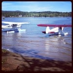 summer 2013 planes on lake