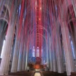 Ribbon Project at Grace Cathedral