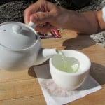 Tea in the Japanese Tea Garden