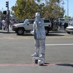 Street Performer - San Francisco