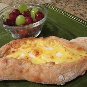 Acharuli Khachapuri recipe