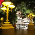 Evening at The Wynn Las Vegas