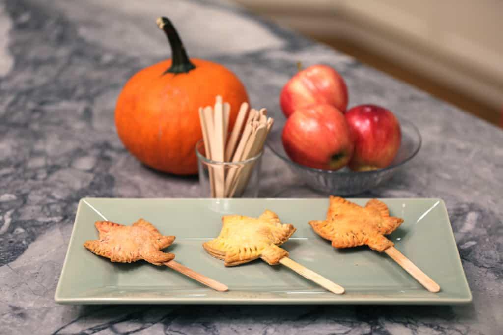 leaf pie pop recipe