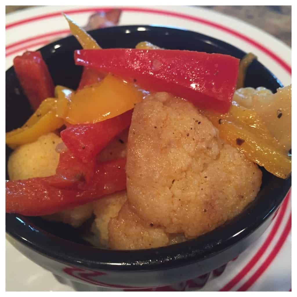 curry stir fry cauliflower
