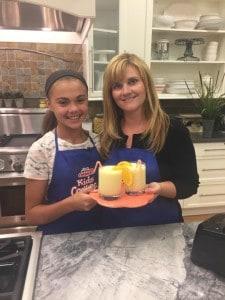 making a creamsicle recipe