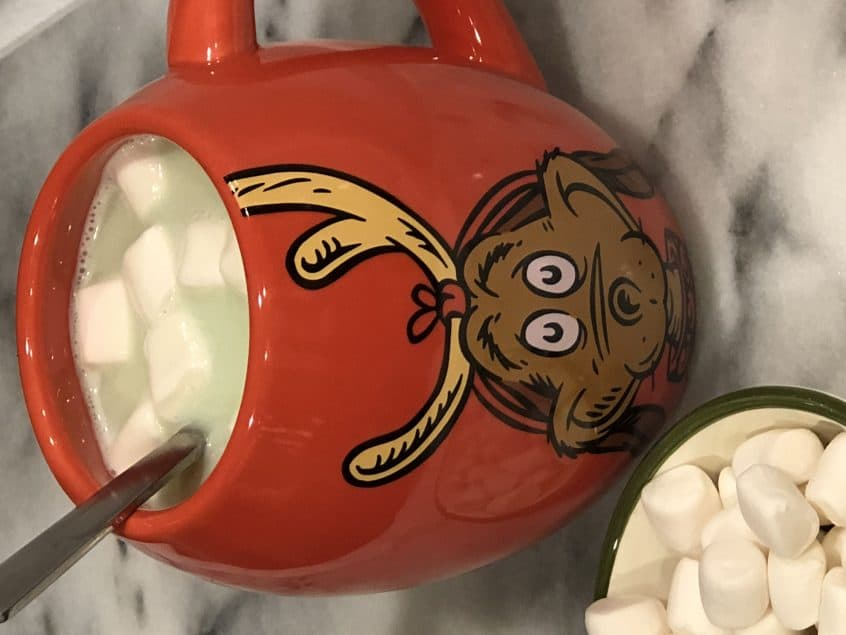 Grinched Hot Cocoa