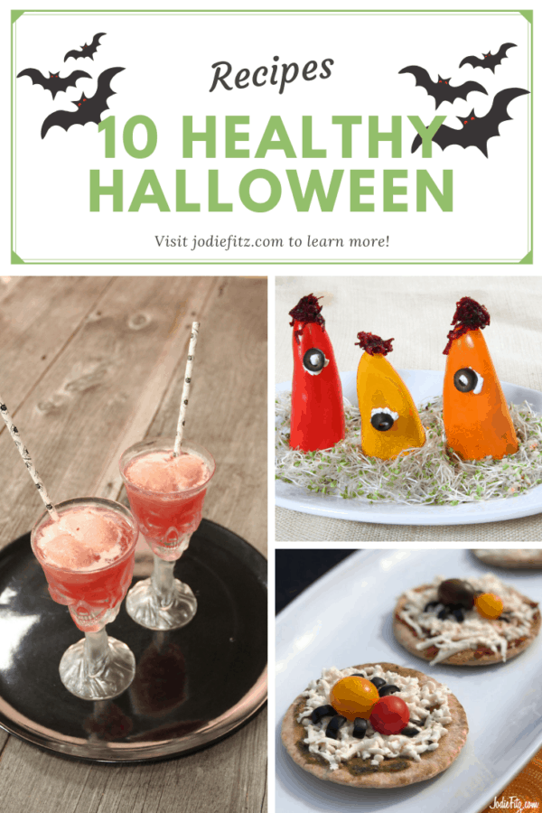 10 Healthy Halloween Recipes #halloweenrecipes #familyfun