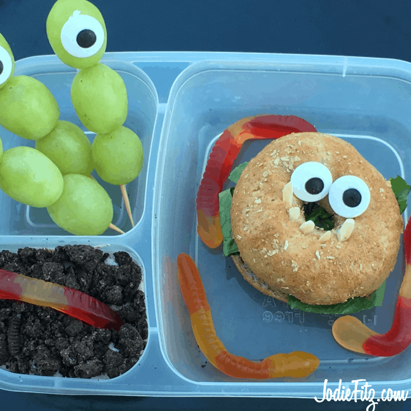 Halloween lunch ideas