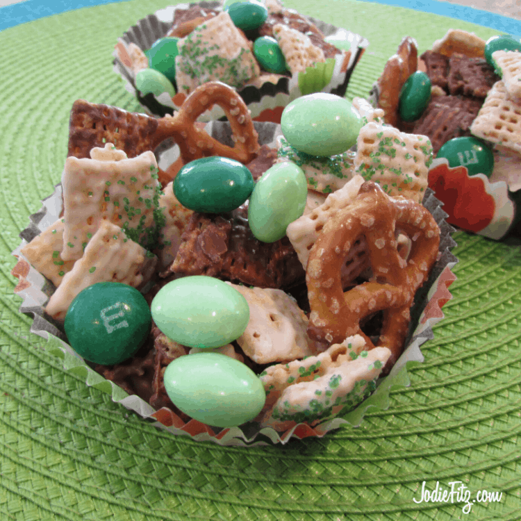 No Bake St Patrick's Day Treat