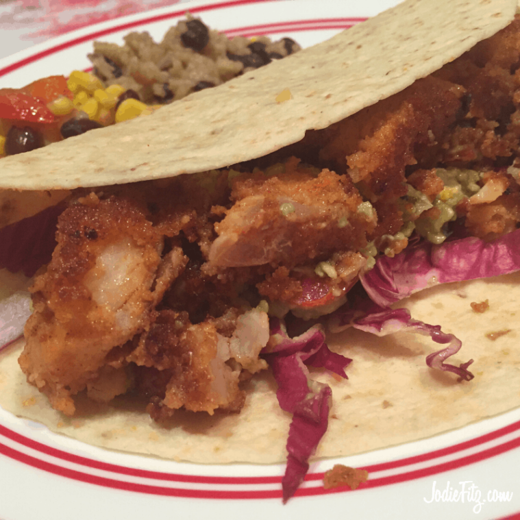 Fish Tacos are Delicious for Dinner