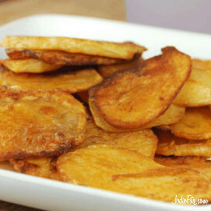 Kid Friendly Oven Roasted Potato Recipe to Bake